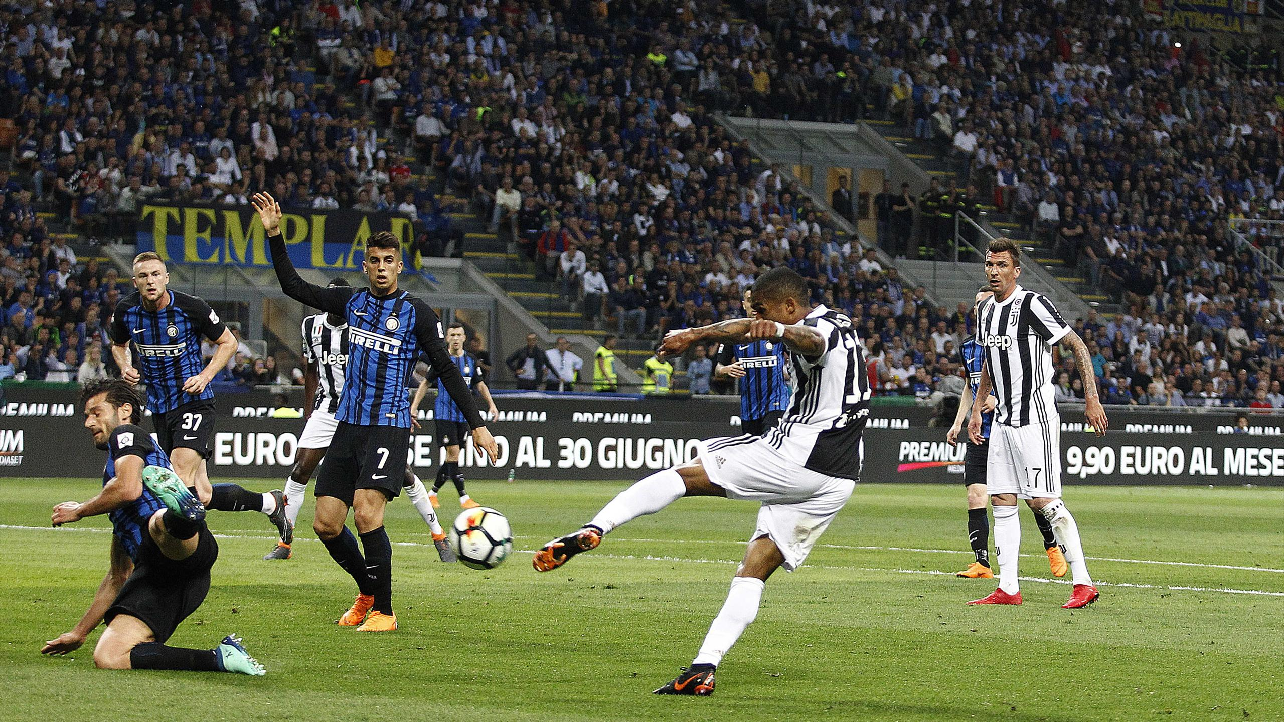 Inter Juventus In Diretta Tv E Live Streaming Eurosport