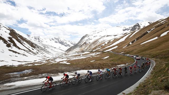 Giro d'Italia: l'elenco delle squadre e dei corridori al via da Gerusalemme