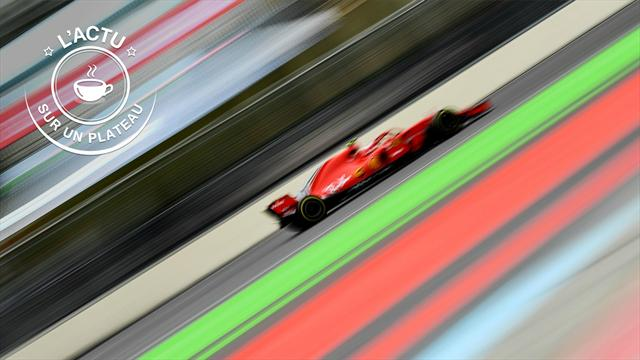 Boston, Barcelone, Vettel-Hamilton, OM : l'actu sur un plateau