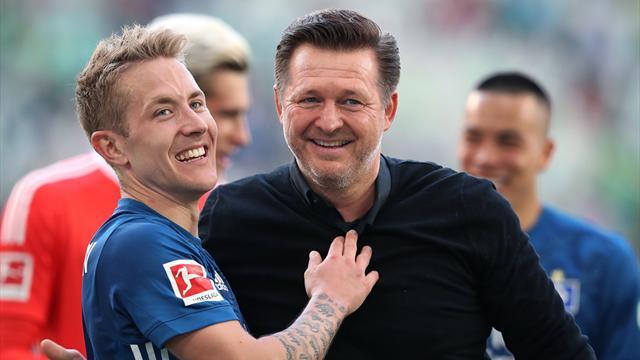 """""""Noch nichts erreicht"""": Titz warnt vor zu viel Euphorie beim HSV"""