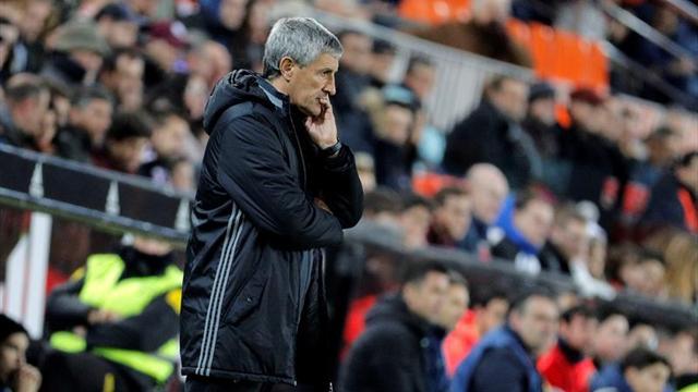 Betis aseguró repechaje de Europa League