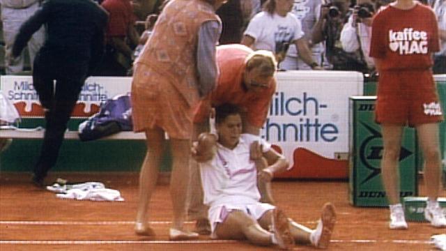 Il y a 25 ans, Monica Seles se faisait poignarder en plein match