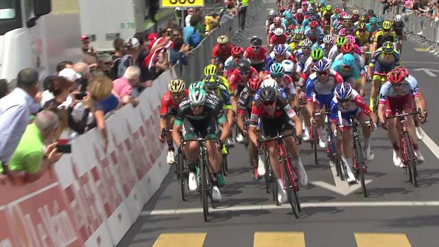 The Tour de Romandie Final Stage