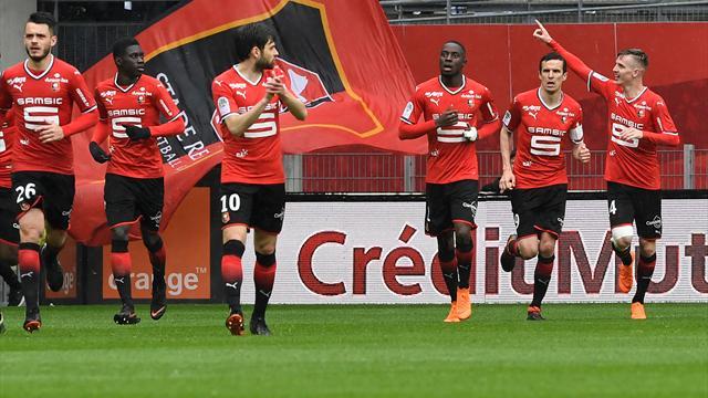 Rennes dans les pas de Saint-Etienne et Nice