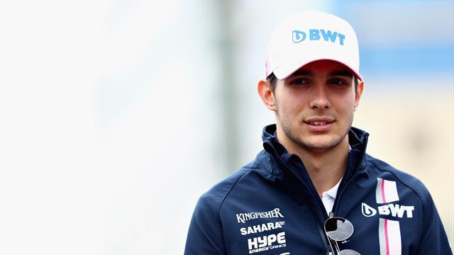 """Claire Williams : """"On travaille très dur pour qu'Ocon reste en F1 avec nous"""""""
