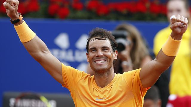Nadal Cruises to 11th Barcelona Open Title