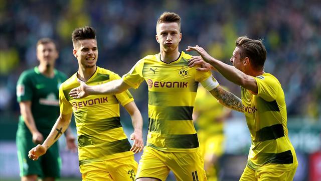Schalke et Dortmund à un pas de la C1