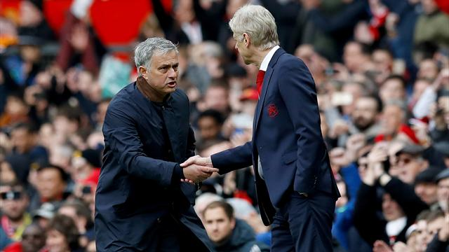 Wenger loses on his last visit to Old Trafford with Arsenal