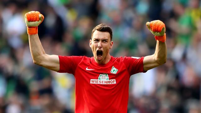 Pavlenka verlängert bei Werder - doch keiner weiß, wie lang