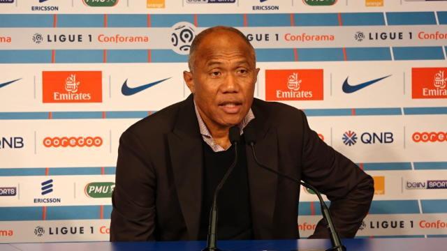 Kombouaré : «Zidane ? Le meilleur entraineur du monde»