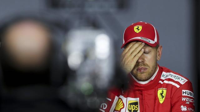 """Vettel setzt Ferrari unter Druck: """"Viel Arbeit zu erledigen"""""""