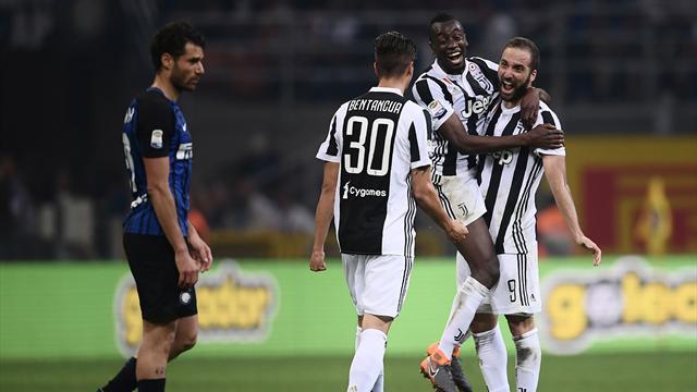 La Juventus, championne dès dimanche ?
