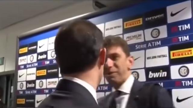Арбитр матча «Интер»— «Ювентус» попросил выставить уего дома полицейских
