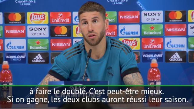 Ce qu'espère Ramos pour Asensio — Real