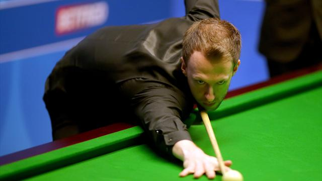 'Unorthodox but effective' – Judd Trump dispatches sublime plant