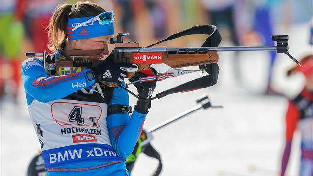Российская биатлонистка Подчуфарова завершила карьеру в 25 лет