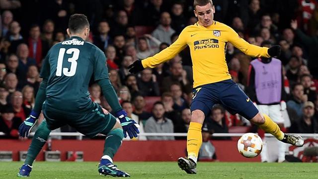 El Atlético de Madrid jugará la final de la Europa League
