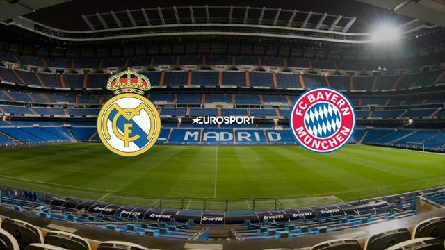 «Реал» – «Бавария»: перед матчем
