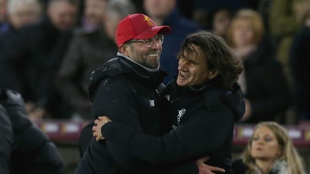 Тренер «Ливерпуля» покинул тренерский штаб накануне ответного поединка ½ финала Лиги чемпионов