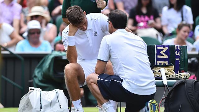 Pour ne plus revivre les abandons de 2017, Wimbledon change ses règles