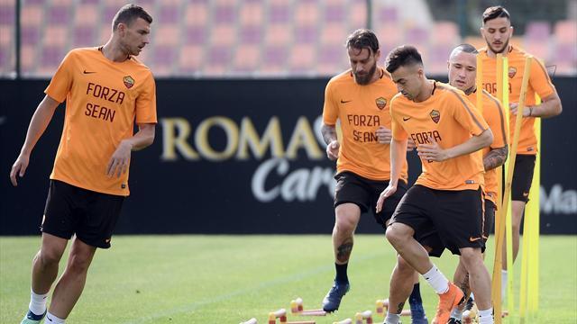 «Forza Sean» : le beau geste des joueurs de la Roma pour un supporter de Liverpool