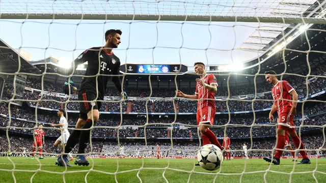 L'incroyable boulette d'Ulreich a offert un deuxième but tout fait à Benzema