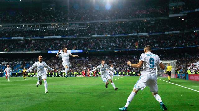 Benzema rapproche le Real d'un nouveau firmament