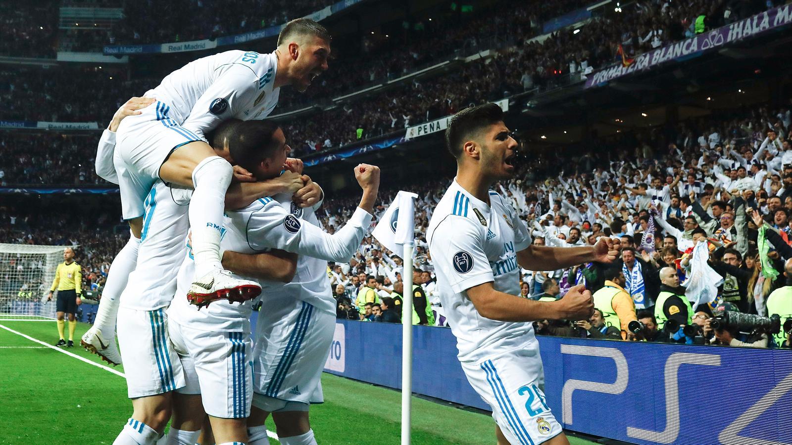 Бензема забил в 50-м матче Лиги чемпионов