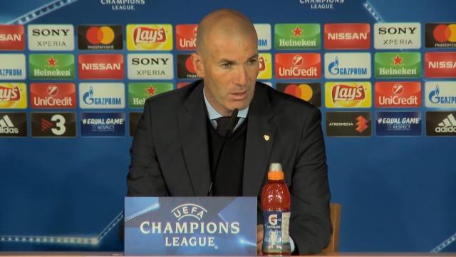 Zidane : «Un truc énorme»