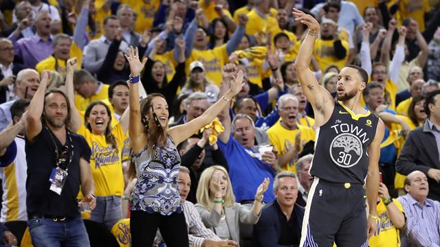 Basket, Nba: Golden State sul 2-0, Cleveland sbanca Toronto