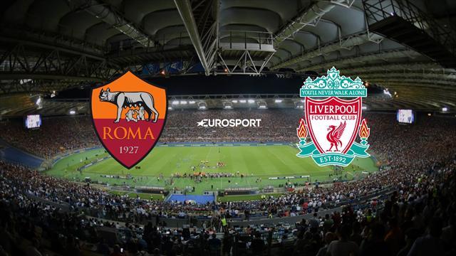 «Рома» – «Ливерпуль»: перед матчем