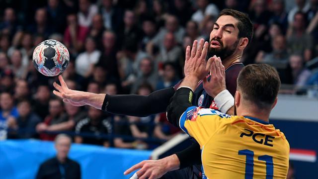 Le PSG a rendez-vous avec Nantes, Montpellier avec Skopje