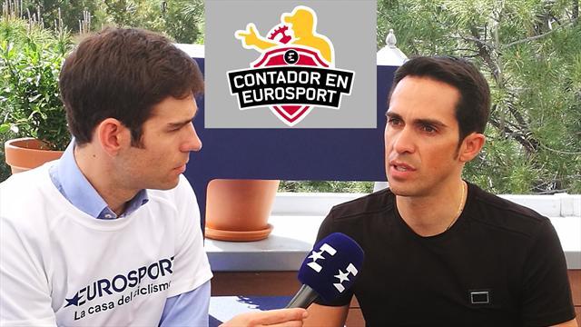 Revive nuestro FB Live con Alberto Contador, Eduardo Chozas y Antonio Alix