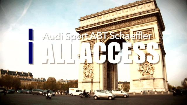 video formel e all access audi sport abt schaeffler. Black Bedroom Furniture Sets. Home Design Ideas