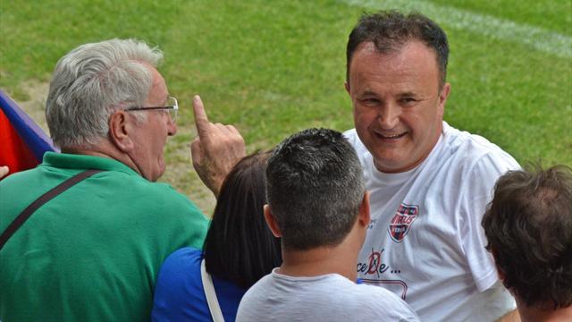 Luigi Fresco, il volto felice della Verona del calcio: allenatore e presidente dal 1982 della Virtus