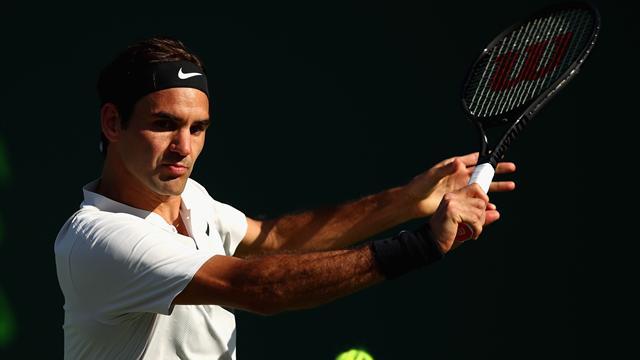 Федерер анонсировал возвращение в тур на соревнованиях в Штутгарте