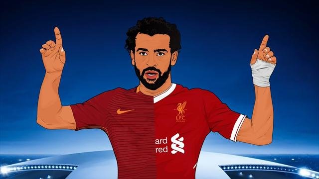 «Финал Лиги чемпионов небудет матчем между мной иРоналду»— Салах
