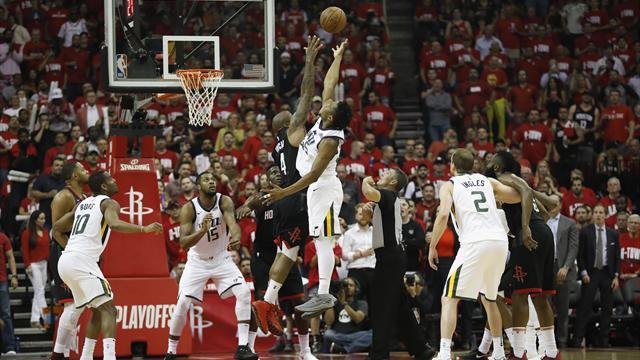 NBA NBA - Play-offs: Utah surclasse Houston