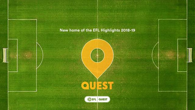Quest becomes new home of EFL highlights