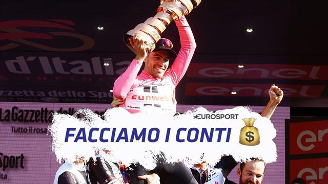 Giro d'Italia 2018: risultati e classifiche. Live