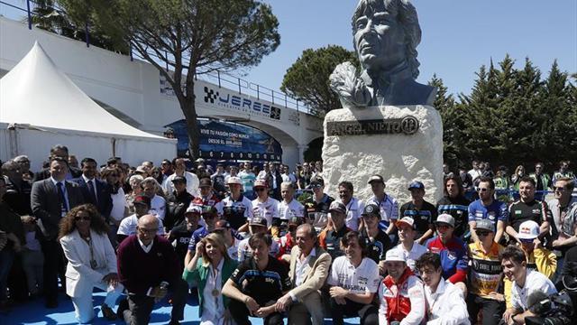 Moto GP: el británico Cal Crutchlow consiguió la pole en Jerez
