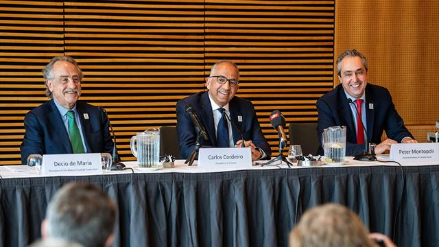 Europe's leagues oppose Federation Internationale de Football Association plans