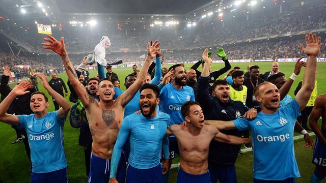 Et de cinq ! Sur la scène européenne, l'OM trône au sommet du football français