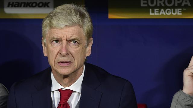 Wenger : «Triste de quitter le club comme ça»