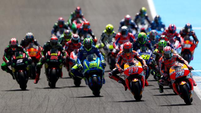 MotoGP Jerez: start van de strijd in Europa