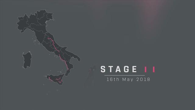 Giro de Italia 2018: Perfil de la 11ª etapa, Assisi–Osimo (156 km)