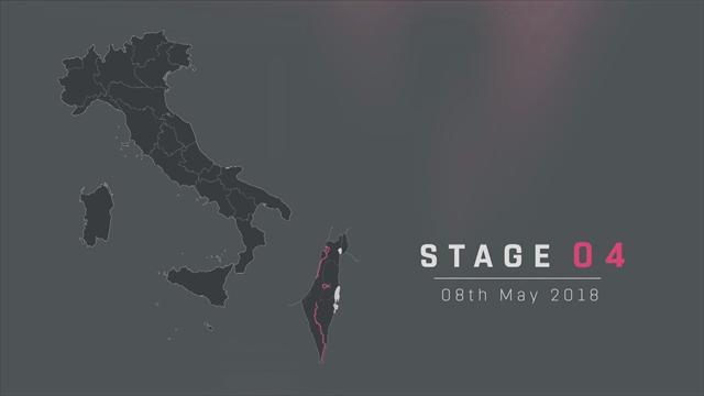 Giro d'Italia: Battaglin vince a Santa Ninfa. Rohan ancora in rosa