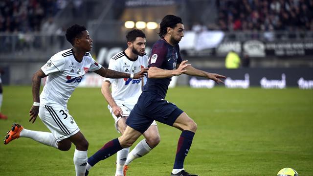 Un deuxième match sans victoire et les records s'éloignent pour Paris