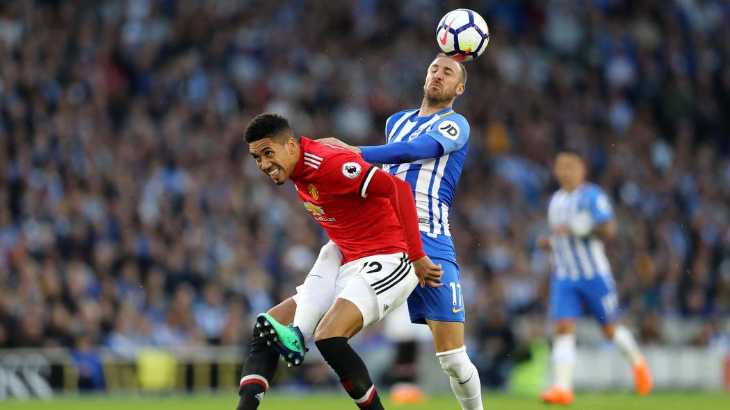 Football News Chris Smalling Signs New Manchester United Contract