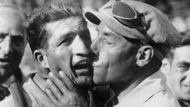 Gino Bartali il campione del Giro d'Italia: storia d'amore in un paese di guerra